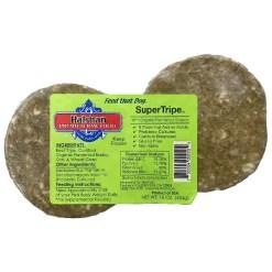 Halshan Premium Raw Food Frozen SuperTripe Dog Food, 1-lb.