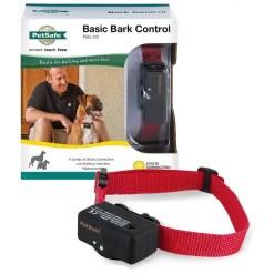 PetSafe Basic Static Bark Collar.