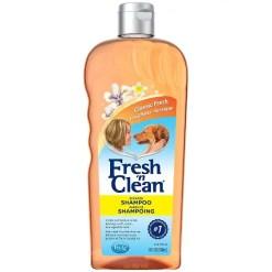 Fresh n Clean Classic Fresh Scented Shampoo, 18-oz Bottle.