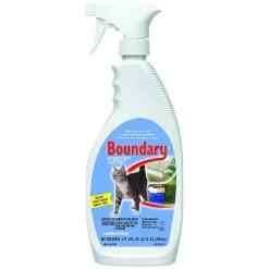 Boundary Indoor Outdoor Cat Repellent Pump Spray, 22-oz.
