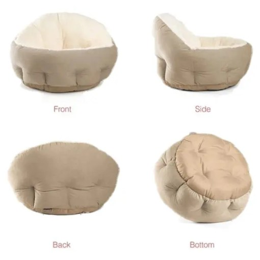 Best Friends by Sheri OrthoComfort Ilan Bolster Pet Bed.