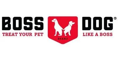 Boss Dog Brand.
