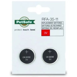 PetSafe RFA- 35-11 Lithium Coin Cell 3-Volt Batteries.
