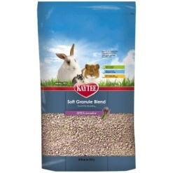 Kaytee Soft Granule Blend Lavender Scented Small Animal Bedding, 10-l Bag.