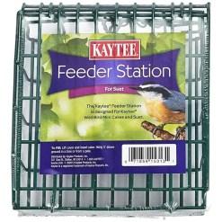 Kaytee Wild Bird Suet Feeder Station.