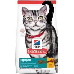 Science Diet Adult Indoor Chicken Recipe Dry Cat Food, 7-lb