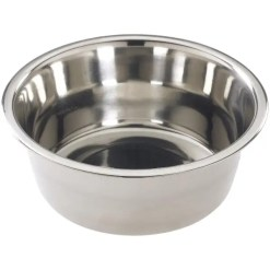 Spot Stainless Steel Mirror Finish Pet Bowl