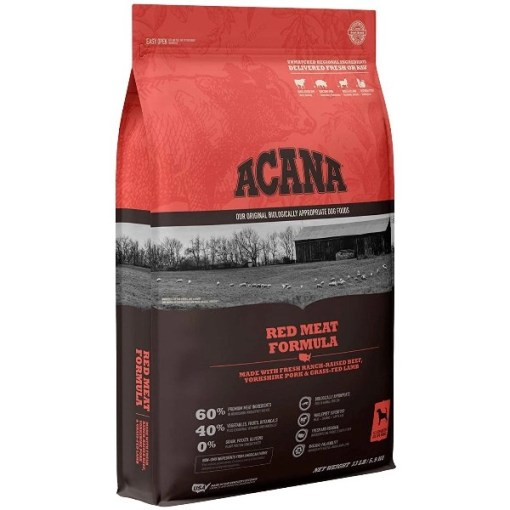ACANA Red Meat Formula Dry Dog Food, 13-lb SKU 6499250313