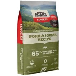 ACANA Singles Limited Ingredient Diet Pork & Squash Recipe Dry Dog Food, 13-lb SKU 6499271400