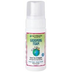 Earthbath Green Tea & Awapuhi Grooming Foam for Cats, 4-oz SKU 0264402802