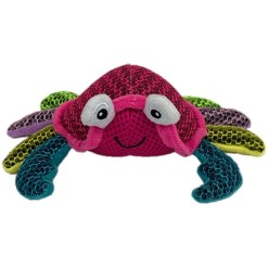 Multipet Coral Creatures Dog Toy, Character Varies SKU 8436943471