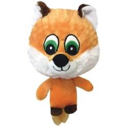 Multipet Knobby Noggins Dog Toy, Character Varies SKU 8436943225