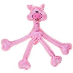 Multipet Skele-Ropes Dog Toy, 15'', Character Varies SKU 8436943315