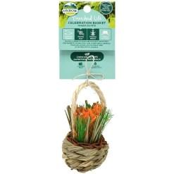 Oxbow Enriched Life Celebration Basket Small Animal Toy SKU 4484596534