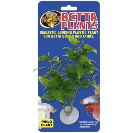 Zoo Med Betta Philo Plant Accessory SKU 9761224120