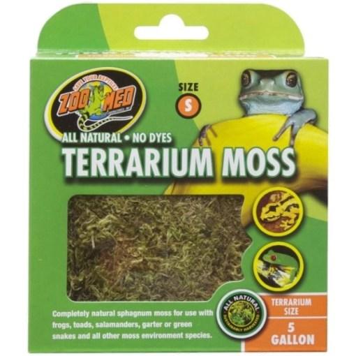 Zoo Med Terrarium Sphagnum Moss, 5-gal Terrarium SKU 9761220021