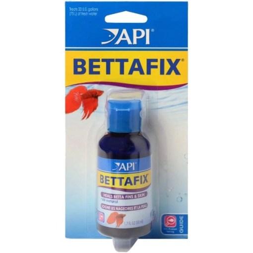 API Bettafix Antibacterial & Antifungal Betta Fish Infection Remedy, 1.7-oz Bottle SKU 1716302093