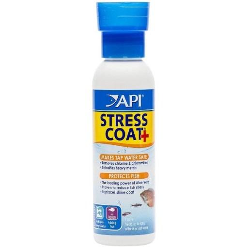 API Stress Coat Aquarium Water Conditioner, 4-oz SKU 1716303085