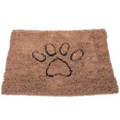 Dog Gone Smart Dirty Dog Doormat, Brown, Medium SKU 1337001726