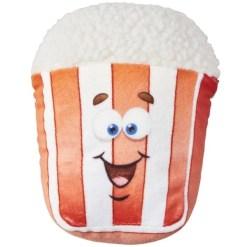 Ethical Pet Fun Food Popcorn Plush Dog Toy, 5 in. SKU 7723454426