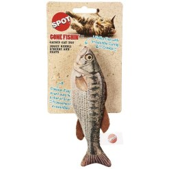 Ethical Pet Gone Fishin' Cat Toy, Color Varies SKU 7723452116