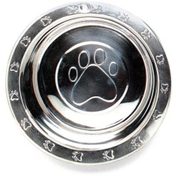 Ethical Pet Stainless Steel Embossed Bowl, 3-qt SKU 7723406243