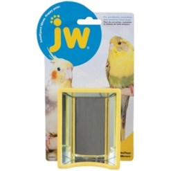 JW Pet ActiviToy Hall of Mirrors Bird Toy SKU 1894031037