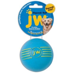 JW iSqeak Ball Dog Toy, Color Varies SKU 1894043030