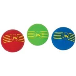 JW iSqeak Ball Dog Toy, Color Varies