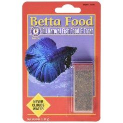 San Francisco Bay Brand Freeze-Dried Betta Food, 1-g SKU 0094571401