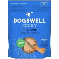 Dogswell Jerky Hip & Joint Chicken Recipe Grain-Free Dog Treats, 12-oz SKU 9380429230