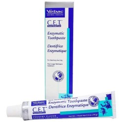 Virbac C.E.T. Enzymatic Dog & Cat Poultry Flavor Toothpaste, 2.5-oz Tube SKU 1451402063