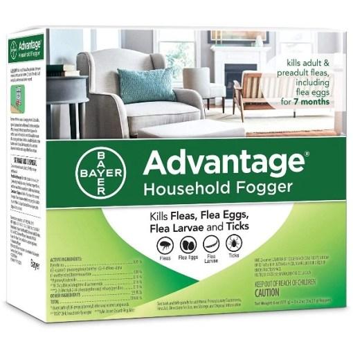 Advantage Household Fogger, 3 Pack SKU 2408979427
