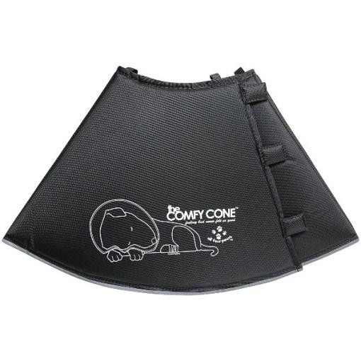 All Four Paws Comfy Cone E-Collar for Dogs & Cats, XL, Black SKU 2859426023