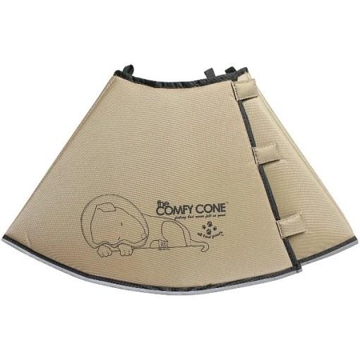 All Four Paws Comfy Cone E-Collar for Dogs & Cats, XL, Tan SKU 2859426027