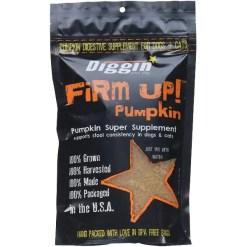 Diggin' Your Dog Firm Up! Pumpkin Plus Cranberry Super Dog & Cat Supplement, 4-oz SKU 0972260798