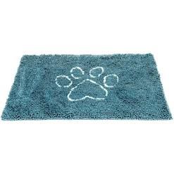 Dog Gone Smart Dirty Dog Doormat, Blue, Medium SKU 4967000817