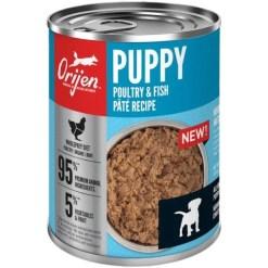Orijen Puppy Poultry & Fish Pâté Recipe Canned Puppy Food, 12.8-oz SKU 6499271615