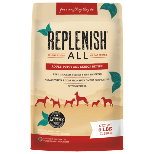 Replenish ALL Multi-Protein 4lb front