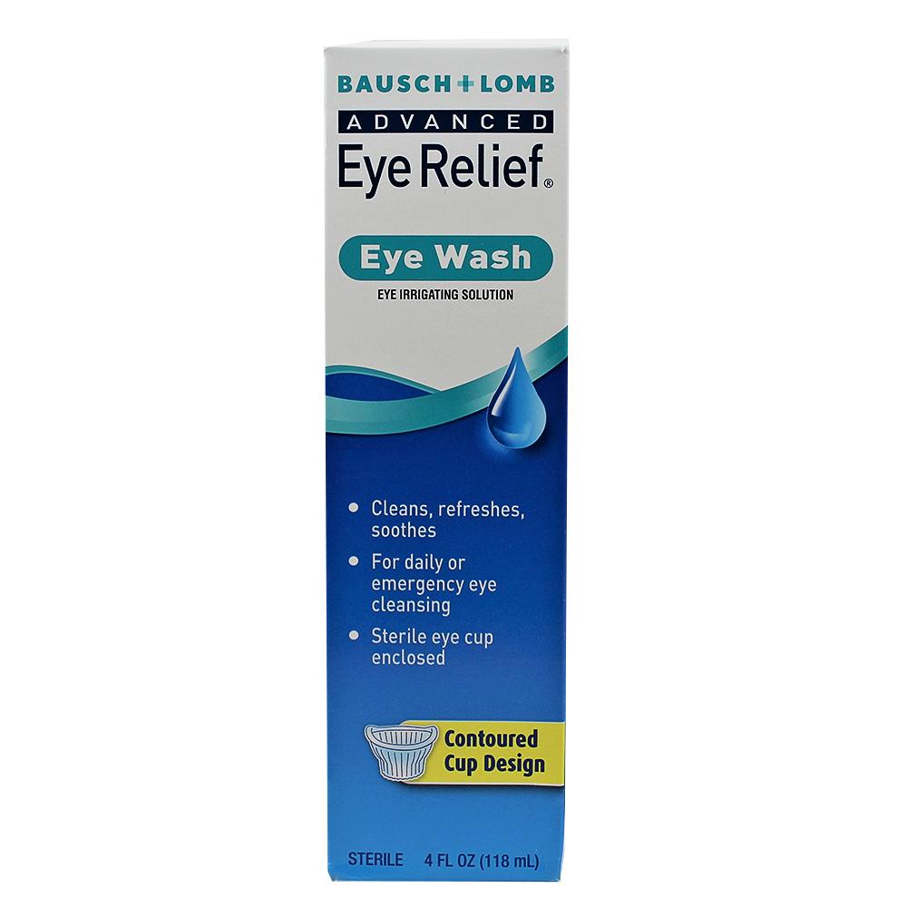 Eye Irrigation Solution 4 oz