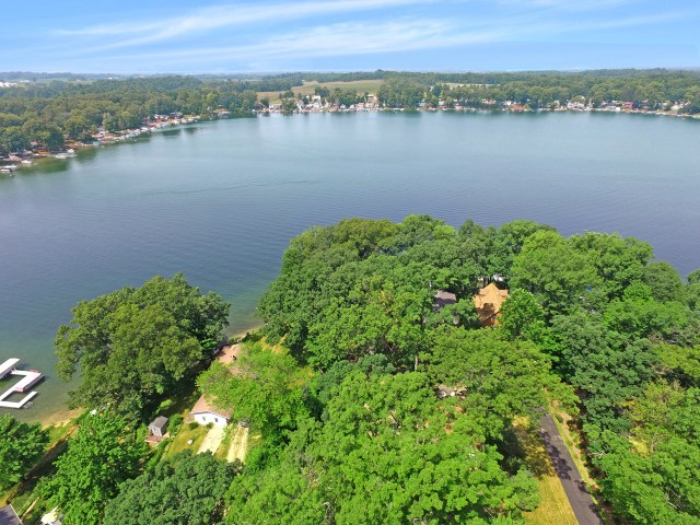Little Crooked Lake Homes For Sale | Sister Lakes Real Estate