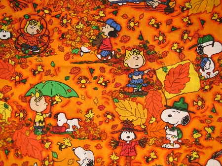 Autumn Falling Leaves Wallpaper Snoopy With Falling Leaves Through The Collar Bandana
