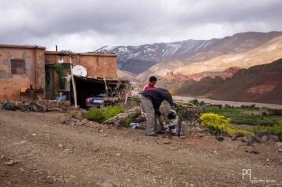 Environs de Tabougamte // Maroc - 2019