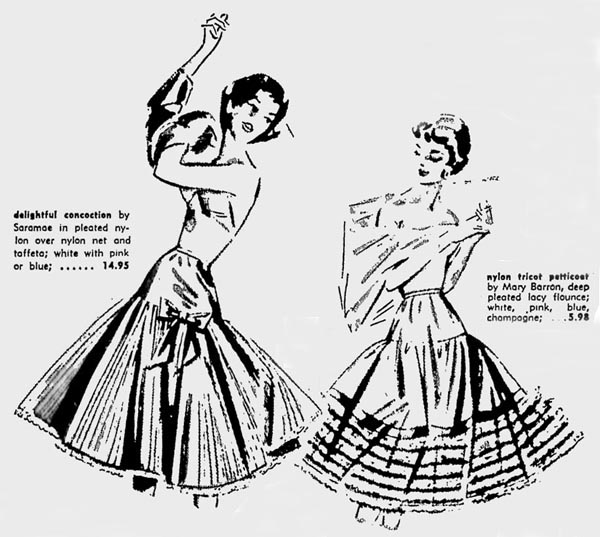 1000+ images about Vintage Petticoats and Slips Ad's on