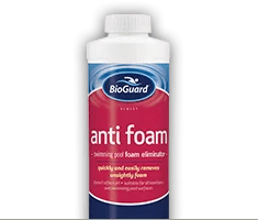 Bioguard Anti Foam Available At Pettit Fiberglass Pools
