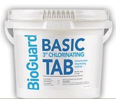 Bioguard Basic Tabs Available At Pettit Fiberglass Pools