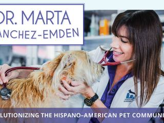 Dr. Marta Sanchez-Emden: Revolutionizing the Hispano–American Pet Community