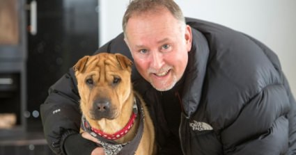Ian And Kai Back Scottish SPCA Rehoming Campaign