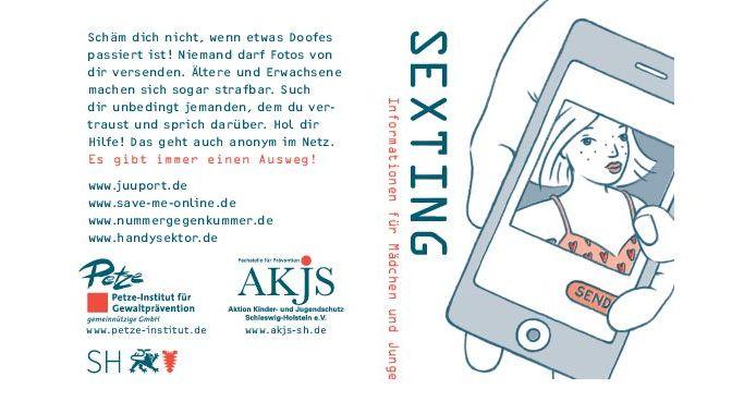 SEXTING – Information zu einem problematischen Medienverhalten