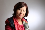 """Prof. Dr. phil. Julia Gebrande, Diplom-Sozialpädagogin/Sozialarbeiterin, Hochschule Esslingen, Autorin des Buches """"Kinder mit sexualisierter Gewalterfahrung unterstützen"""""""